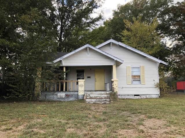 1108 S Oak, Pine Bluff, AR 71601 (MLS #21034696) :: Liveco Real Estate