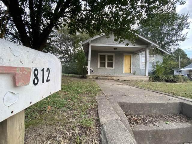 812 S Main, Benton, AR 72015 (MLS #21034723) :: Liveco Real Estate