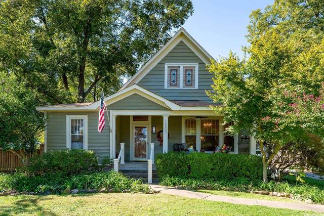 1203 Clifton Street, Conway, AR 72034 (MLS #21034773) :: Liveco Real Estate