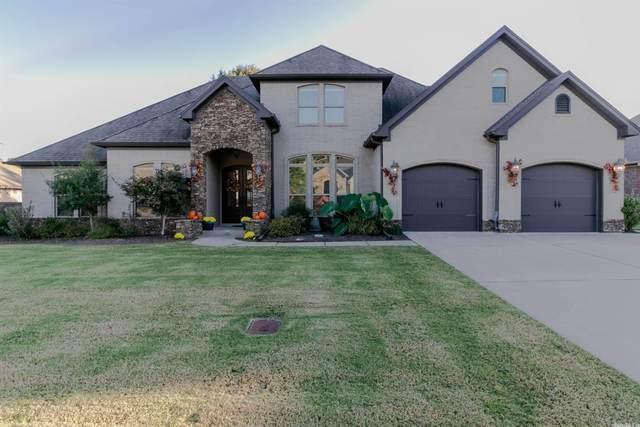4015 Newcastle, Conway, AR 72034 (MLS #21034774) :: Liveco Real Estate