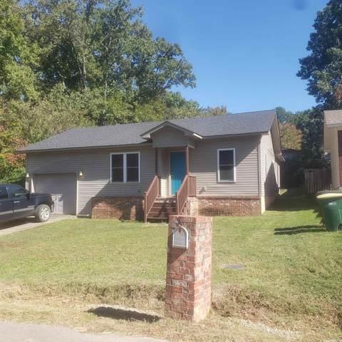 1601 Nichols, Little Rock, AR 72205 (MLS #21034839) :: Liveco Real Estate
