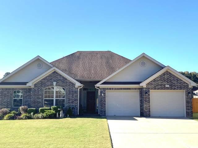 5327 Buckingham, Bryant, AR 72022 (MLS #21034840) :: Liveco Real Estate