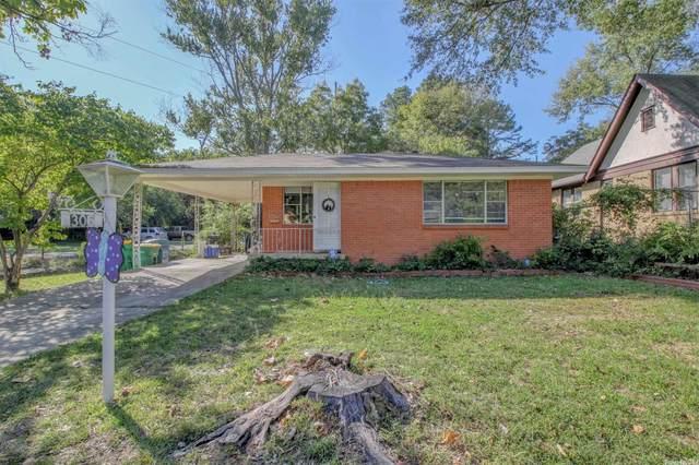 306 S Maple, Little Rock, AR 72205 (MLS #21034845) :: Liveco Real Estate