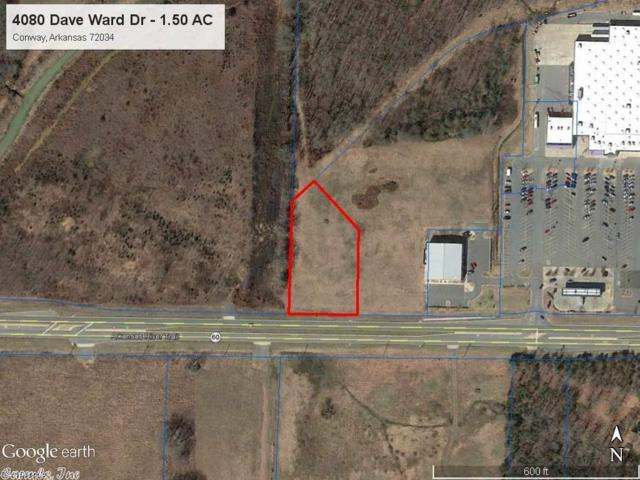 4080 Dave Ward, Conway, AR 72034 (MLS #10178100) :: United Country Real Estate