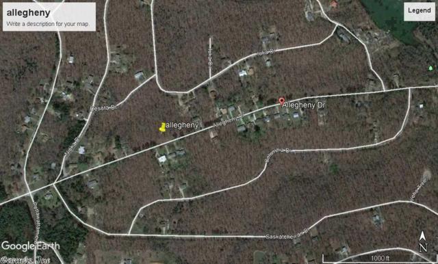 Allegheny, Cherokee Village, AR 72529 (MLS #17004811) :: Truman Ball & Associates - Realtors® and First National Realty of Arkansas