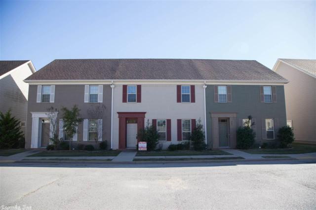 205 Prospect Park, Bryant, AR 72022 (MLS #17031320) :: Truman Ball & Associates - Realtors® and First National Realty of Arkansas