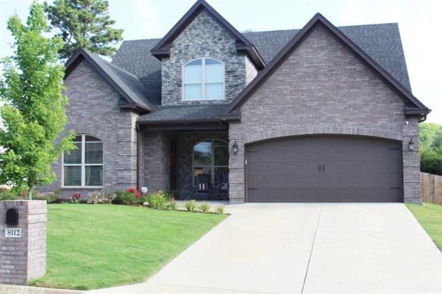 8112 Northshore, Benton, AR 72019 (MLS #18015314) :: Truman Ball & Associates - Realtors® and First National Realty of Arkansas