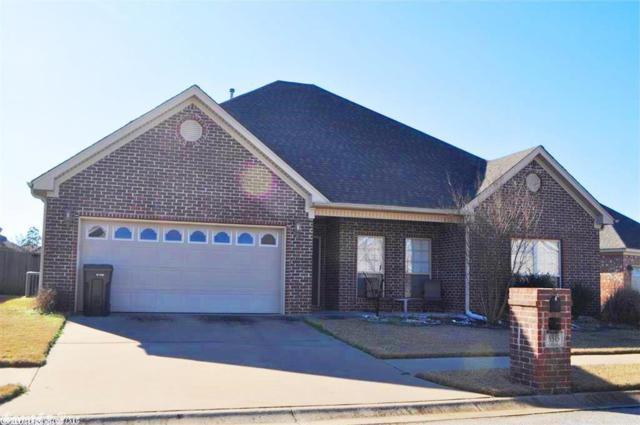5515 Village, Benton, AR 72019 (MLS #18019501) :: Truman Ball & Associates - Realtors® and First National Realty of Arkansas