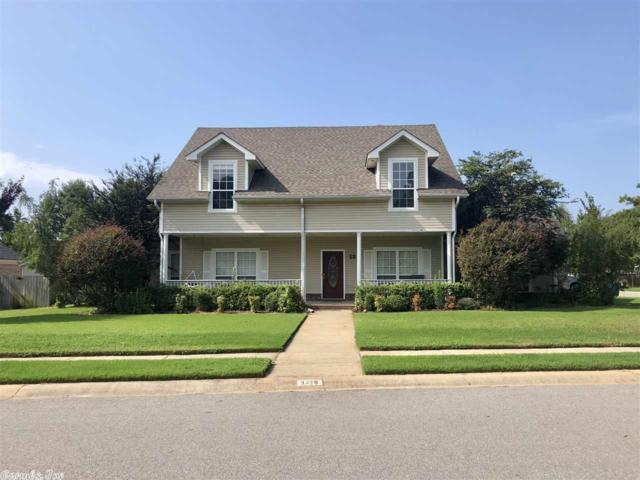 3416 Forge Drive, Benton, AR 72015 (MLS #18026103) :: Truman Ball & Associates - Realtors® and First National Realty of Arkansas