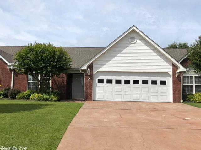 2 Enclave Circle, Paragould, AR 72450 (MLS #19009153) :: Truman Ball & Associates - Realtors® and First National Realty of Arkansas