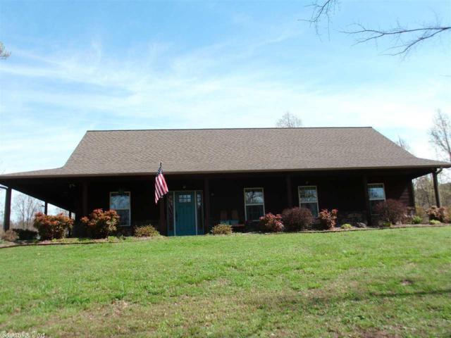 509 Polk Road 42, Mena, AR 71953 (MLS #19010756) :: Truman Ball & Associates - Realtors® and First National Realty of Arkansas