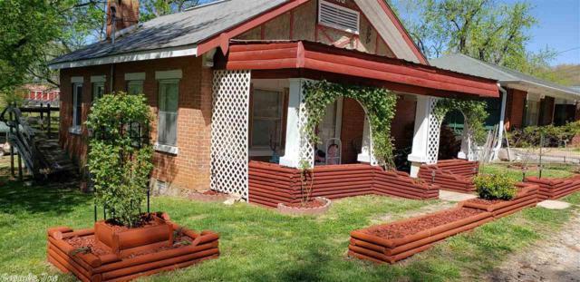205 N Spring, Hardy, AR 72542 (MLS #19011812) :: Truman Ball & Associates - Realtors® and First National Realty of Arkansas