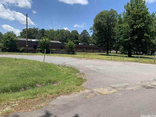 1519 Indiana, Pine Bluff, AR 71603 (MLS #19015068) :: The Angel Group