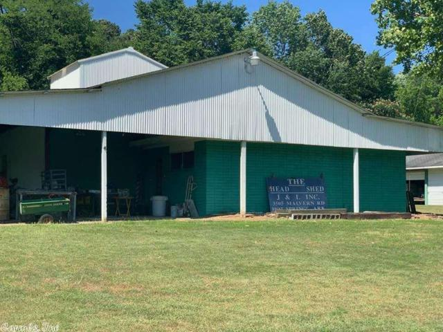 3505 Malvern Rd., Hot Springs, AR 71901 (MLS #19020153) :: Truman Ball & Associates - Realtors® and First National Realty of Arkansas