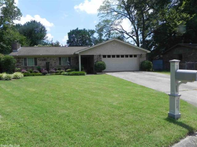 112 Pinehurst, Jacksonville, AR 72076 (MLS #19022392) :: Truman Ball & Associates - Realtors® and First National Realty of Arkansas