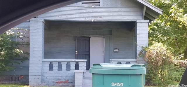 1704 S Poplar, Pine Bluff, AR 71601 (MLS #19028088) :: The Angel Group