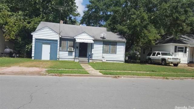 705 W 29th, Pine Bluff, AR 71603 (MLS #19028108) :: The Angel Group