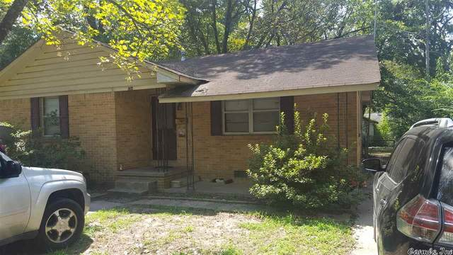 2304 S Maple, Pine Bluff, AR 71603 (MLS #19028164) :: The Angel Group