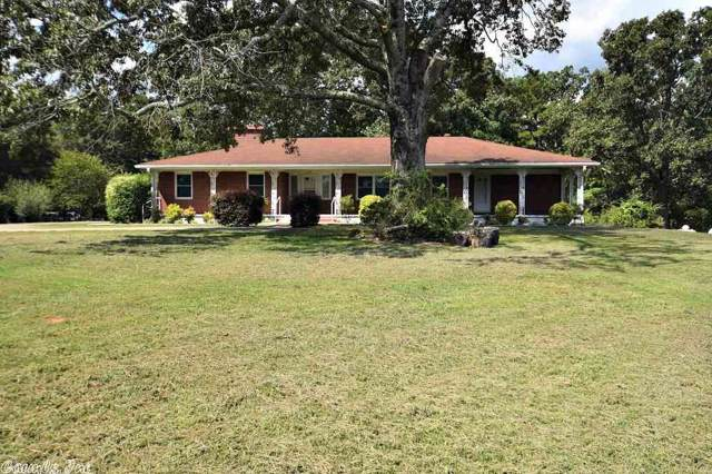 176 Polk Road 76, Mena, AR 71953 (MLS #19029600) :: Truman Ball & Associates - Realtors® and First National Realty of Arkansas