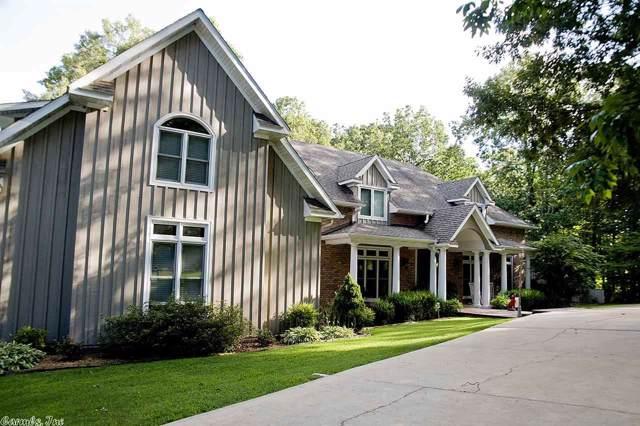 54 Cherokee, Cherokee Village, AR 72529 (MLS #19030051) :: Truman Ball & Associates - Realtors® and First National Realty of Arkansas
