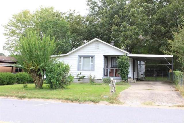 207 Sw 3rd, Bryant, AR 72022 (MLS #19033427) :: Truman Ball & Associates - Realtors® and First National Realty of Arkansas