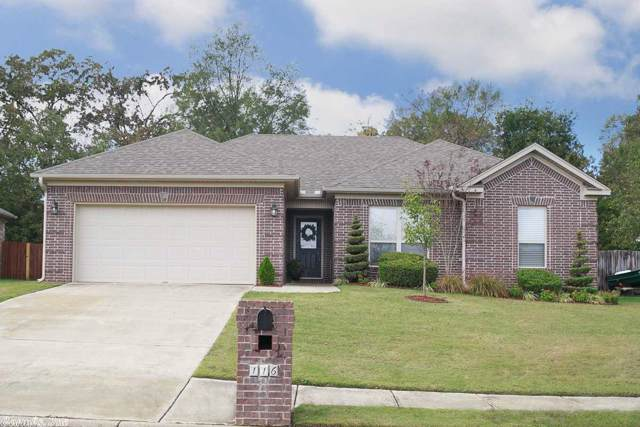 116 Cross Creek, Austin, AR 72007 (MLS #19033914) :: RE/MAX Real Estate Connection