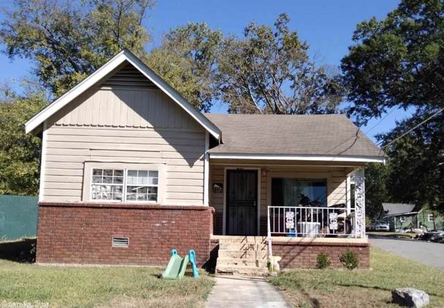 1823 S Maple, Little Rock, AR 72204 (MLS #19034156) :: RE/MAX Real Estate Connection