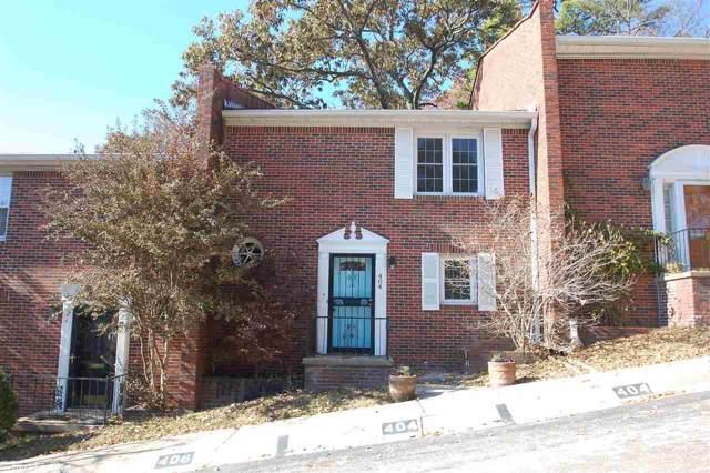 404 Cambridge Place, Little Rock, AR 72227 (MLS #19035060) :: Truman Ball & Associates - Realtors® and First National Realty of Arkansas