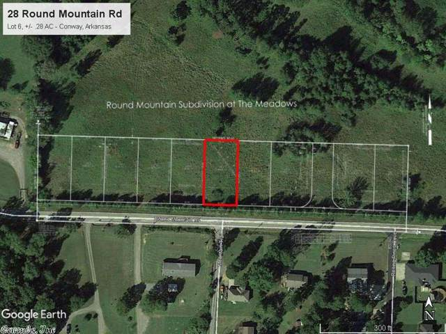 28 Round Mountain, Conway, AR 72034 (MLS #19039681) :: United Country Real Estate
