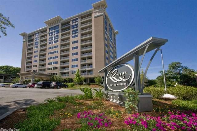 3700 Cantrell Road #306 #306, Little Rock, AR 72202 (MLS #20000025) :: Truman Ball & Associates - Realtors® and First National Realty of Arkansas