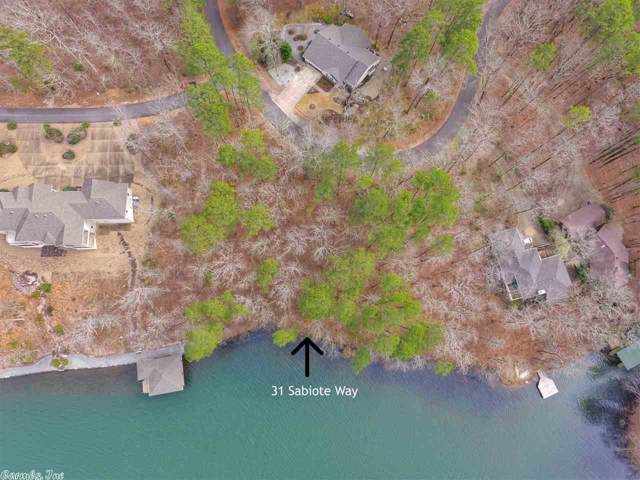 31 Sabiote, Hot Springs Village, AR 71909 (MLS #20001861) :: Truman Ball & Associates - Realtors® and First National Realty of Arkansas