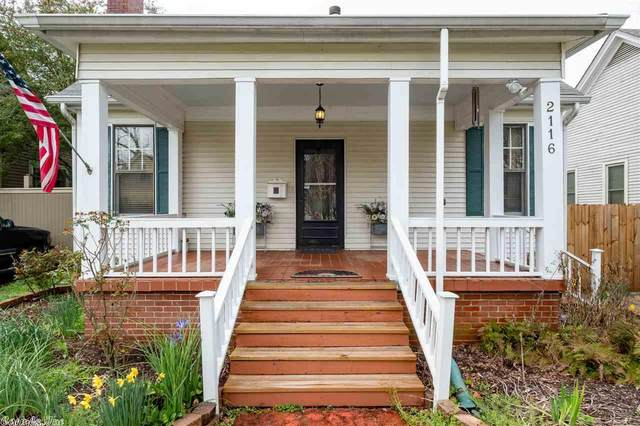 2116 Center, Little Rock, AR 72202 (MLS #20009069) :: United Country Real Estate