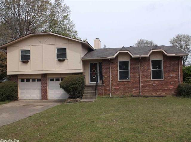 109 Essex, Jacksonville, AR 72076 (MLS #20010254) :: RE/MAX Real Estate Connection