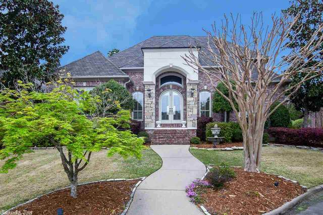 141 Falata Circle, Little Rock, AR 72223 (MLS #20010533) :: Truman Ball & Associates - Realtors® and First National Realty of Arkansas