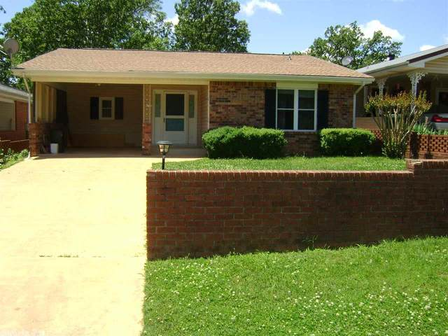 203 Parliament Dr, Horseshoe Bend, AR 72512 (MLS #20010711) :: United Country Real Estate