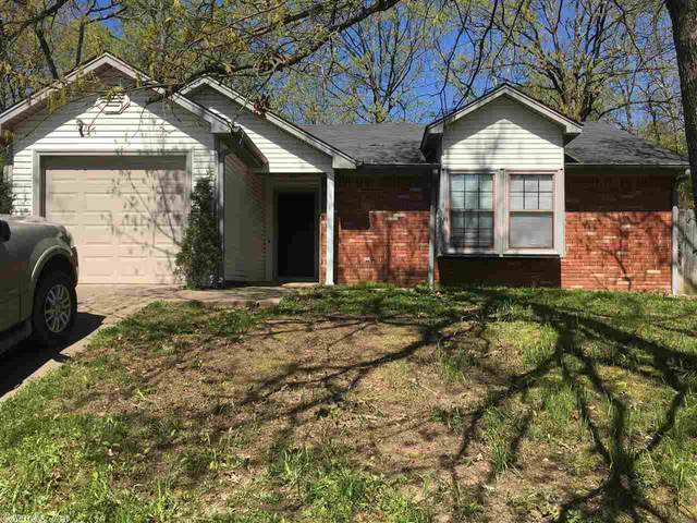 43 Oak Forest Place, Maumelle, AR 72113 (MLS #20010836) :: Truman Ball & Associates - Realtors® and First National Realty of Arkansas