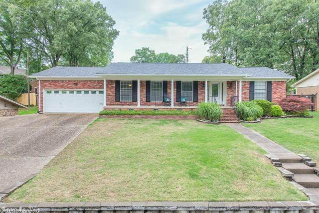 3409 Sevier, North Little Rock, AR 72116 (MLS #20013653) :: Truman Ball & Associates - Realtors® and First National Realty of Arkansas