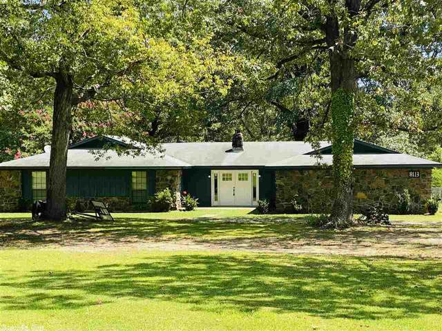 8113 Cross Road, Pine Bluff, AR 71603 (MLS #20014148) :: United Country Real Estate