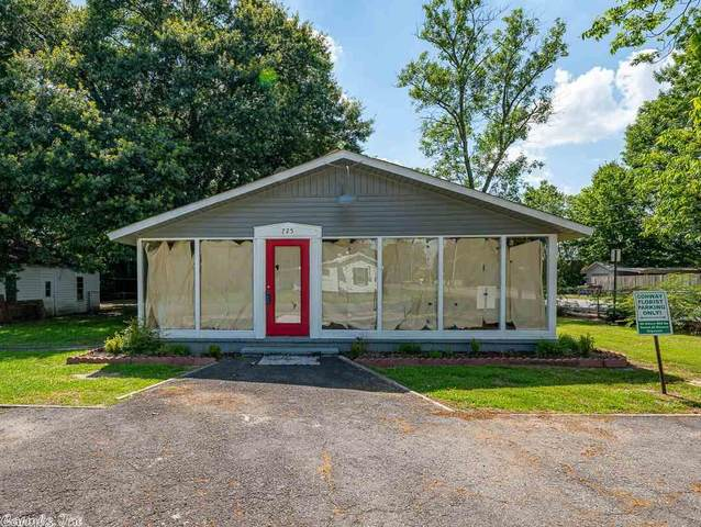 725 Fourth, Conway, AR 72032 (MLS #20017934) :: United Country Real Estate