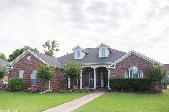 3312 Travis Parkway, Bryant, AR 72022 (MLS #20019078) :: Truman Ball & Associates - Realtors® and First National Realty of Arkansas