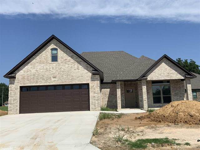 5703 Gene Street, Paragould, AR 72450 (MLS #20019614) :: United Country Real Estate