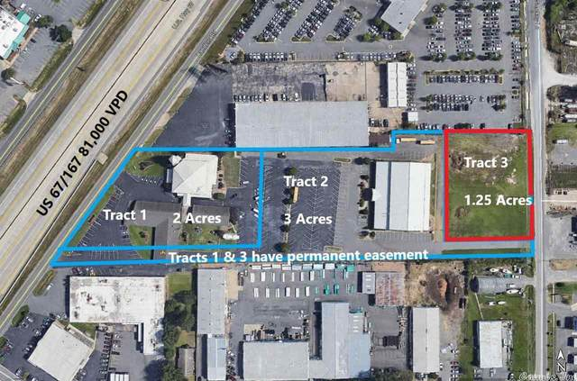 4314 Landers, North Little Rock, AR 72117 (MLS #20021207) :: The Angel Group