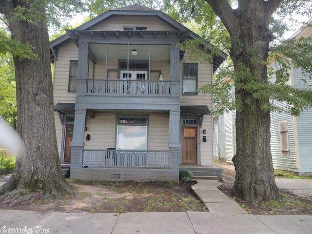 1406 S State, Little Rock, AR 72202 (MLS #20021327) :: United Country Real Estate