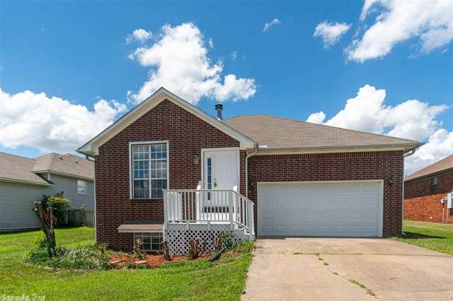 6 Emerald, Maumelle, AR 72113 (MLS #20023252) :: United Country Real Estate