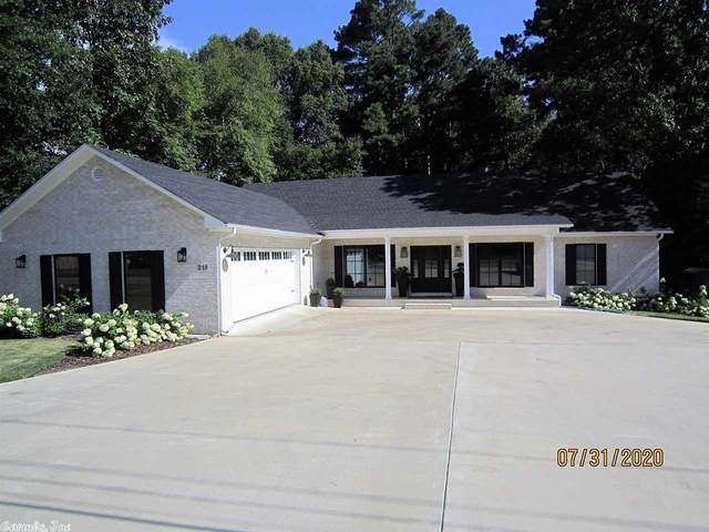 218 W Bolling, Monticello, AR 71655 (MLS #20023464) :: United Country Real Estate
