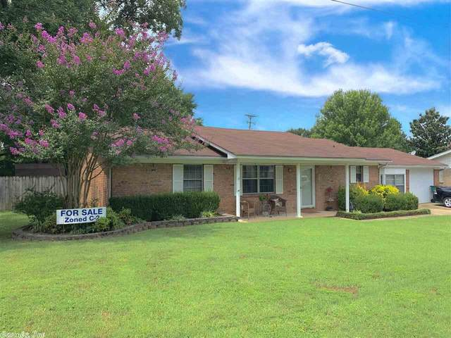 206 S Pine, Cabot, AR 72023 (MLS #20024276) :: United Country Real Estate