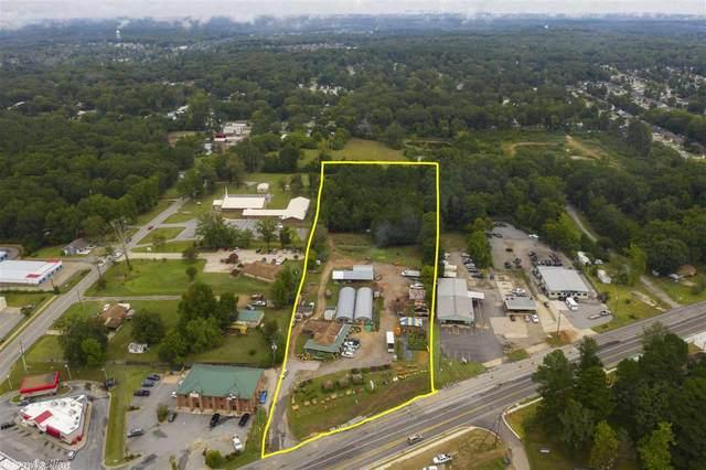 3705 N Us Highway 5, Bryant, AR 72022 (MLS #20029609) :: United Country Real Estate