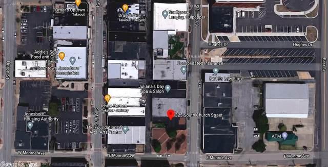 325 S Church, Jonesboro, AR 72401 (MLS #20029752) :: United Country Real Estate