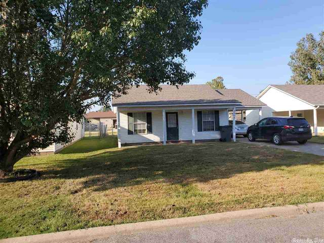 3609 Shelby Drive, Paragould, AR 72450 (MLS #20030679) :: The Angel Group