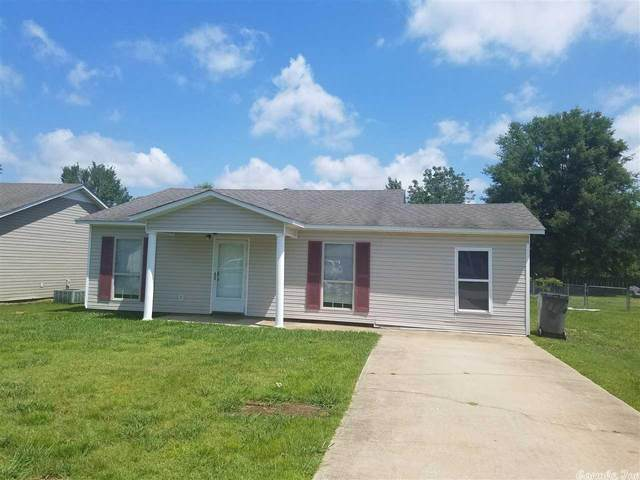 603 Meadow Lane, Paragould, AR 72450 (MLS #20030780) :: The Angel Group
